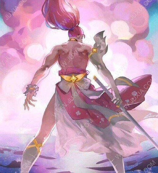 英雄聯盟愚人節皮膚來襲 魔法少女厄加特它真的來了