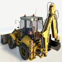 挖掘機模擬器