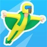 低空跳傘3D