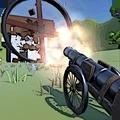 大炮模擬器