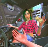 城市出租車模擬器