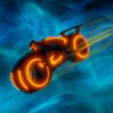 銀河摩托車賽車