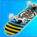 滑板模擬器