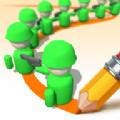 玩具军抽签防守