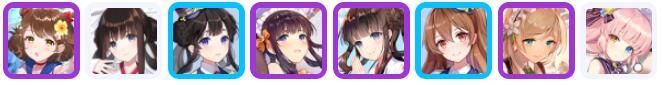 双生视界女仆装菊理千姬技能介绍 紫卡角色攻略