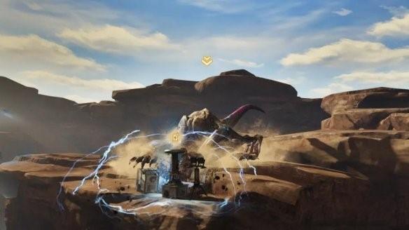 明日之后区域行动黄沙戈壁 第三阶段击败特殊变异体