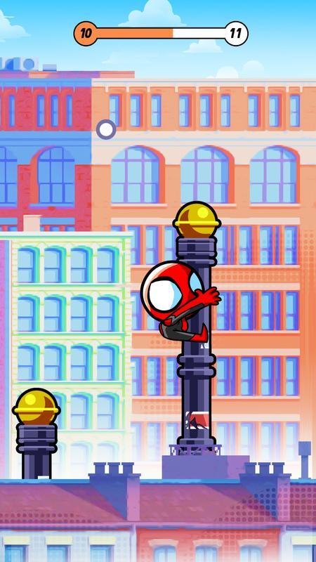 蜘蛛英雄截图