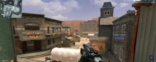 使命召唤手游西部乐园地图怎么玩 西部乐园地图打法攻略