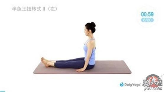 基础瑜伽呼吸练习