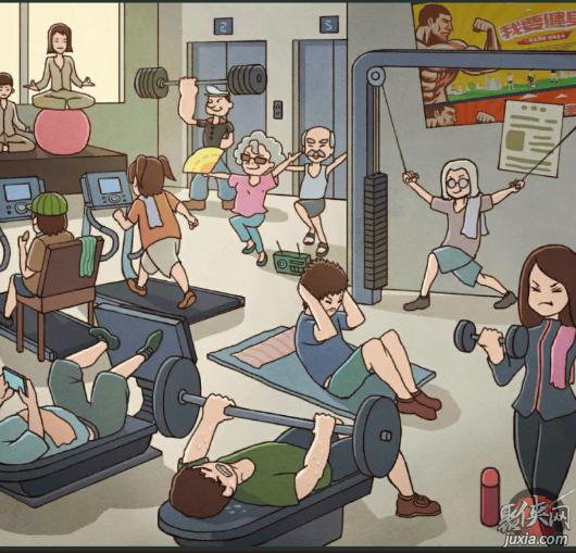 中国式班主任第34关健身房攻略 第34关玩法