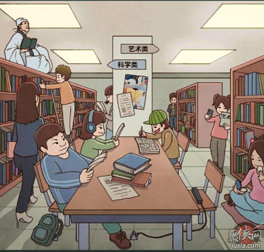 中国式班主任第36关图书馆攻略 第36关怎么过