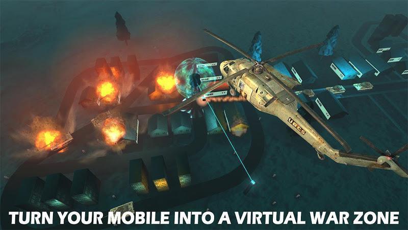 现代无人机空袭战截图