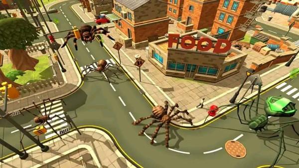 消灭蜘蛛截图