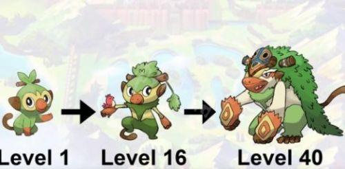 宝可梦剑盾御三家进化 宝可梦剑盾御三家选择
