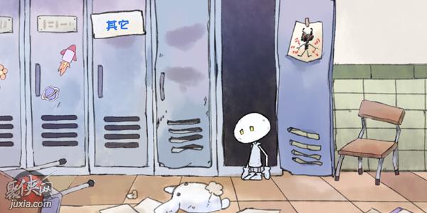 我走進儲物柜門之后發生的事情過關劇情攻略