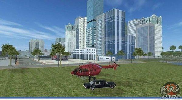 总统直升机