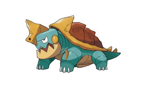宝可梦剑盾暴噬龟怎么样 宝可梦剑盾超极巨化暴噬龟