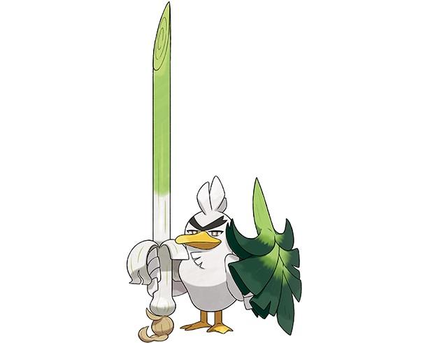 宝可梦剑盾葱游兵怎么样 宝可梦剑盾葱游兵介绍