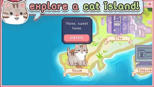 猫咪岛截图