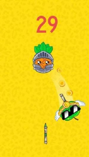 菠萝笔截图