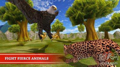 野鹰生存模拟器