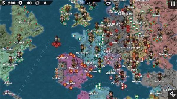 世界征服者截图