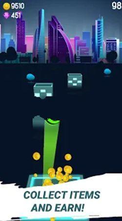 城市跳跃游戏截图