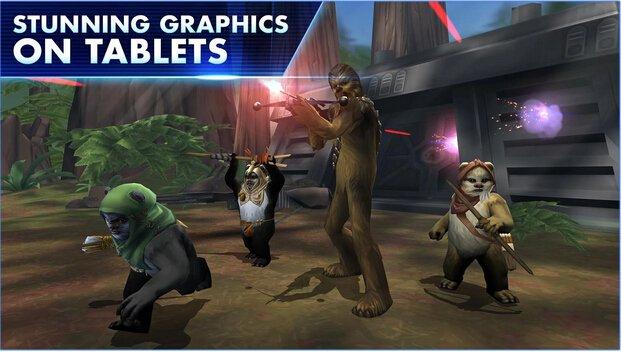 星球大战:银河英雄截图