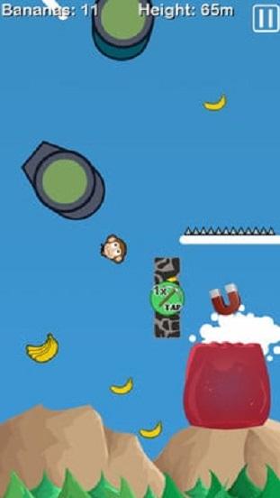 爆炸猴子截图