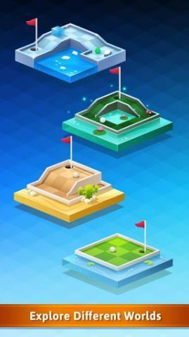 自上而下高尔夫截图