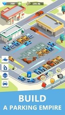 闲置停车场截图