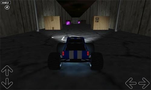 玩具卡车3D截图