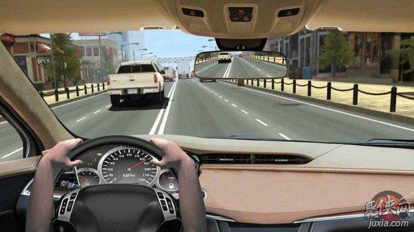 高速公路逃生