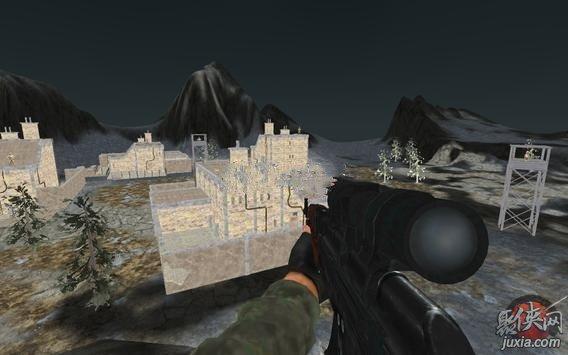 山地狙击手突击队战争