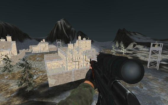 山地狙击手突击队战争截图