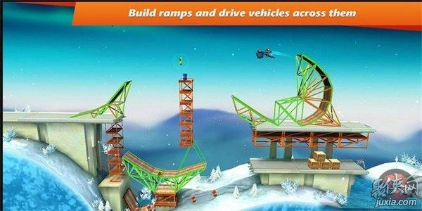 桥梁建造与特技