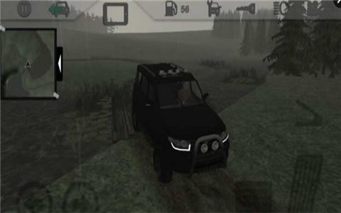 俄罗斯SUV截图