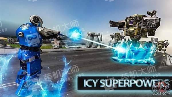 雪人超级英雄