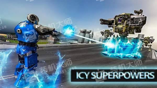 雪人超级英雄截图