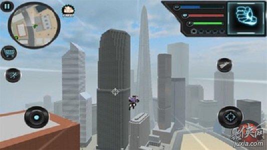 飞行的城市英雄