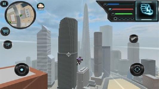 飞行的城市英雄截图