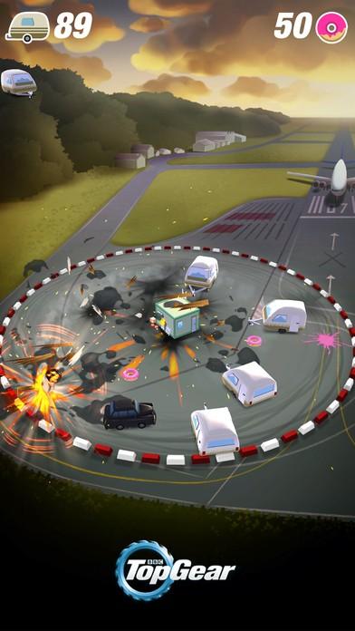 疯狂汽车秀圆环冲撞截图
