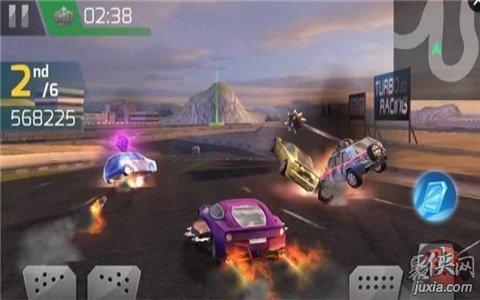 破坏对抗赛车3D