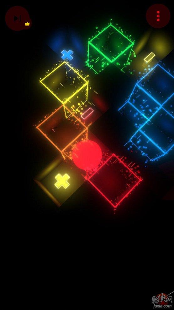 小球霓虹迷宫