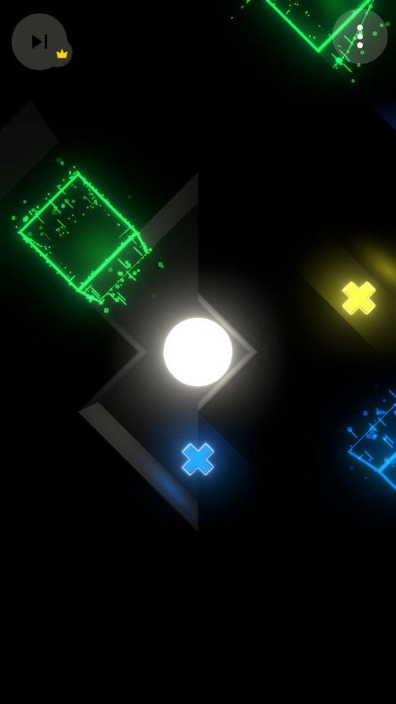 小球霓虹迷宫截图