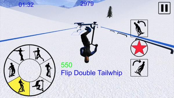 极限山峰滑雪截图