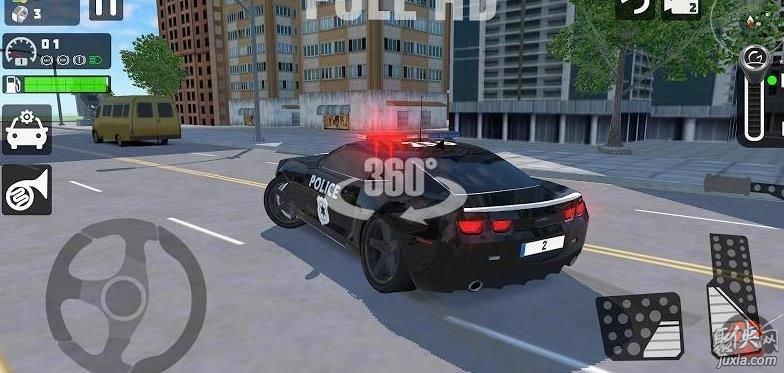 越野雪佛兰模拟驾驶
