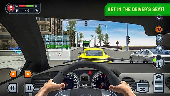 驾驶学校模拟截图
