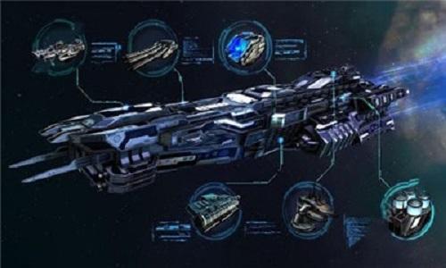 星际部队截图