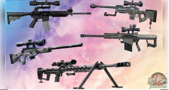 布拉沃狙击手射击